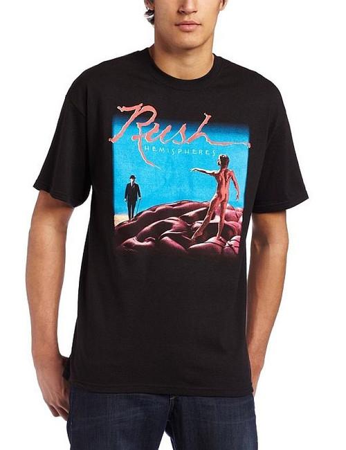 Rush Hemispheres T-Shirt