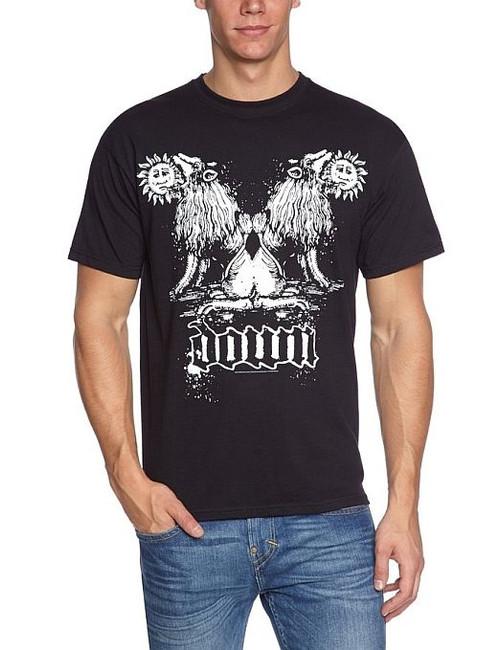 Down Double Lion T-Shirt