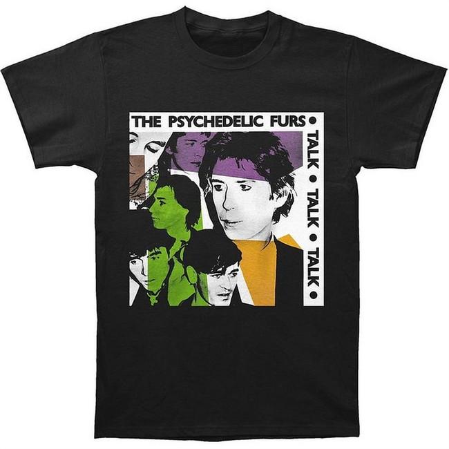 Psychedelic Furs Talk Talk Talk Slim Fit T-Shirt