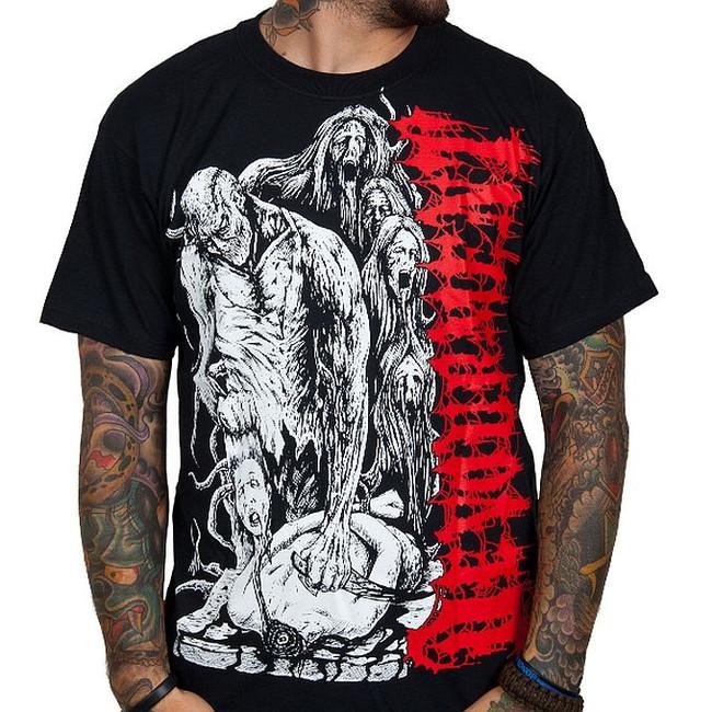 Devourment Dead Body T-Shirt