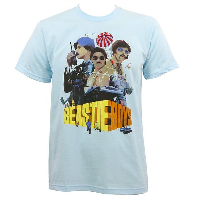 Beastie Boys Criterion Slim Fit T-Shirt
