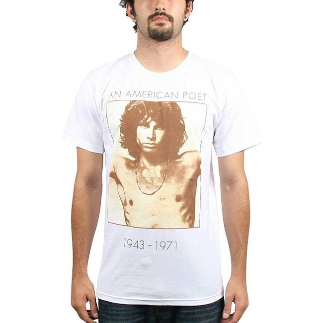 The Doors - American Poet 30/1 T-Shirt