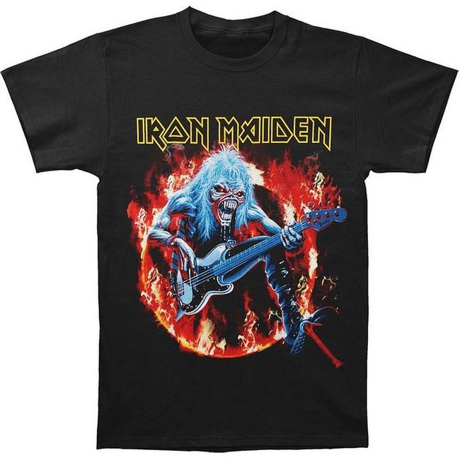 Iron Maiden Fear of Flames T-Shirt