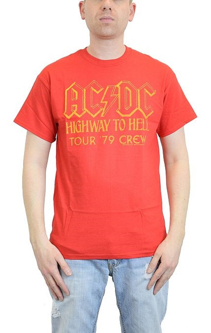 AC/DC - Highway To Hell '79 Tour T-Shirt