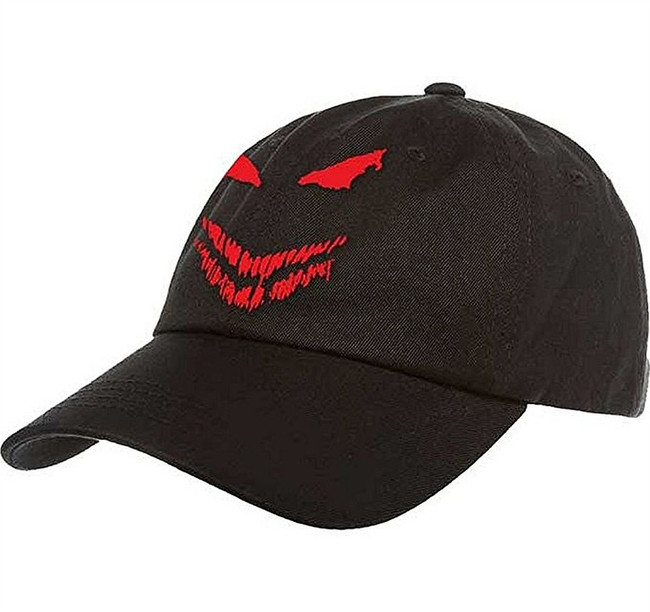 Disturbed The Face Logo Flex Fit Hat Cap