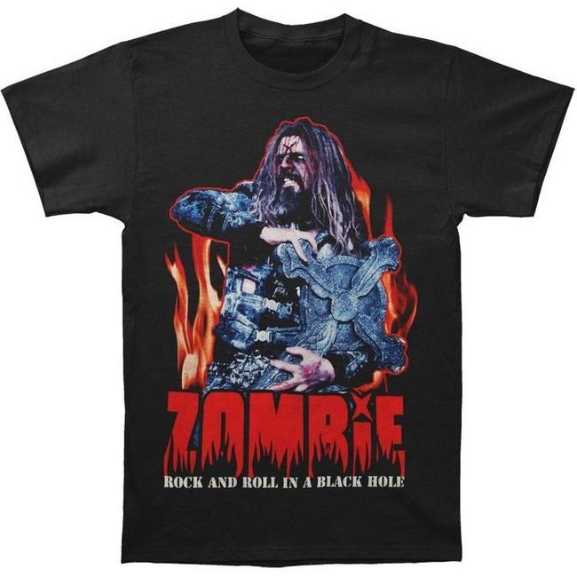 Rob Zombie Black Hole T-Shirt