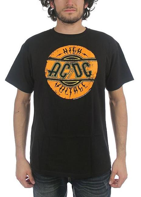 AC/DC - High Voltage Logo T-Shirt