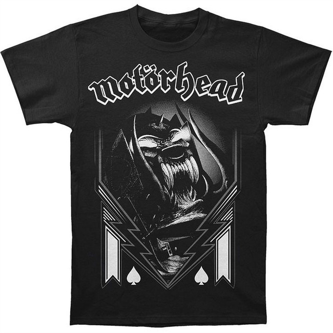 Motorhead Animal 87 Men's Black T-Shirt
