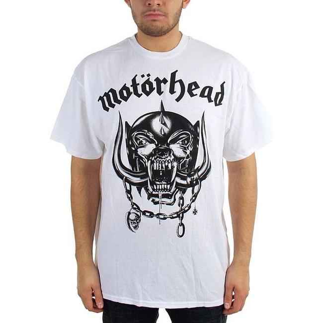Motorhead Flat War Pig England T-Shirt