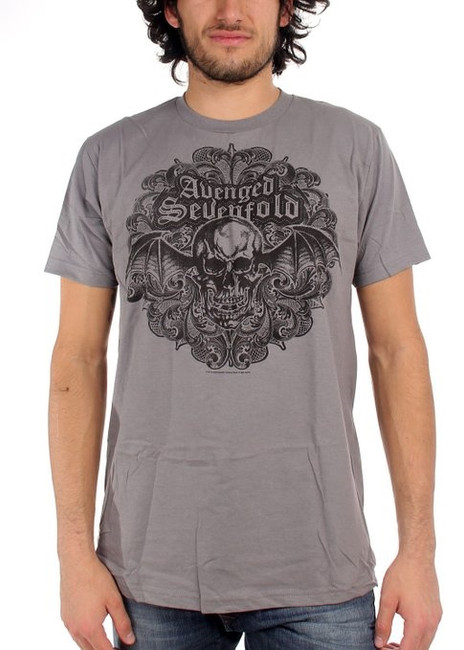 Avenged Sevenfold - Scrolled 30/1 T-Shirt