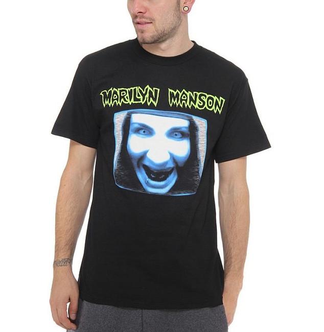 Marilyn Manson TV T-Shirt