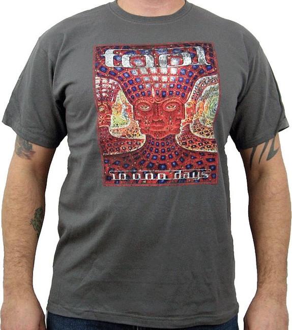 Tool (band) 10,000 Washes Shirt