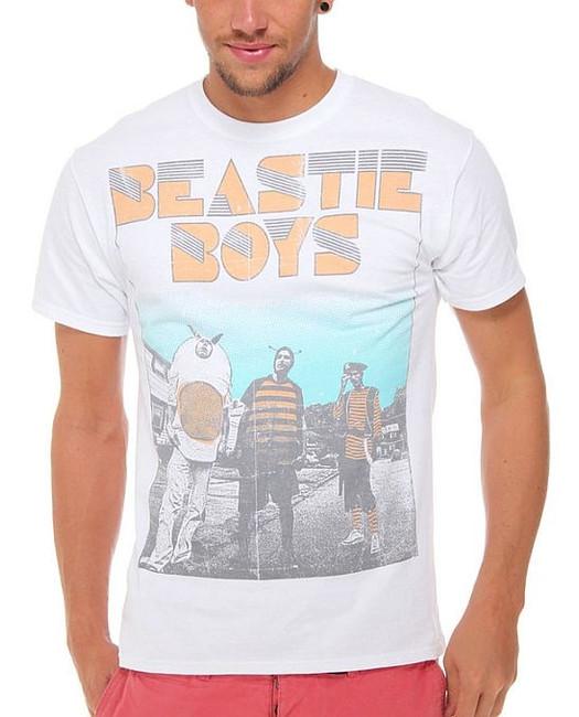 Beastie Boys Costume Halftone T-Shirt