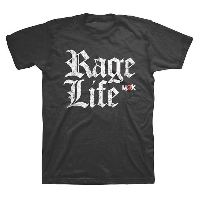 Machine Gun Kelly MGK Rage Life T-Shirt