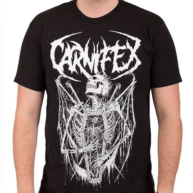 Carnifex Riddick Men's Black T-Shirt