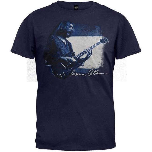 Duane Allman Quote T-Shirt