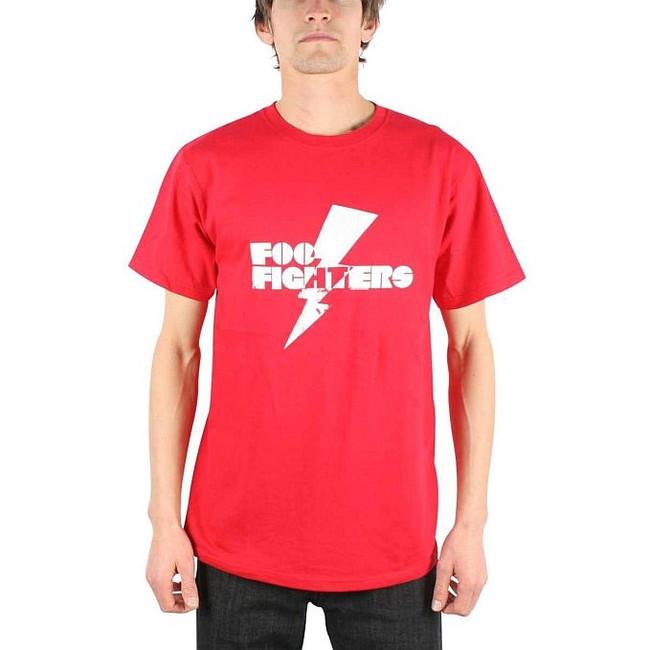 Foo Fighters Lightning Bolt T-Shirt