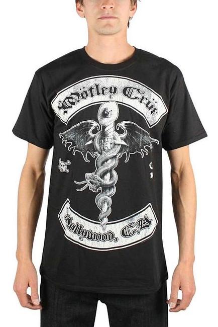 Motley Crue Feelgood Hollywood T-Shirt
