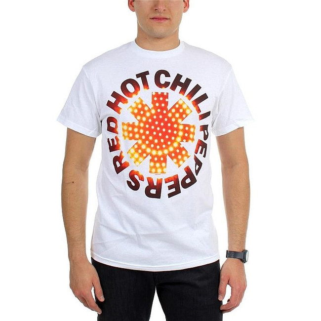 Red Hot Chili Peppers LED Asterisk T-Shirt
