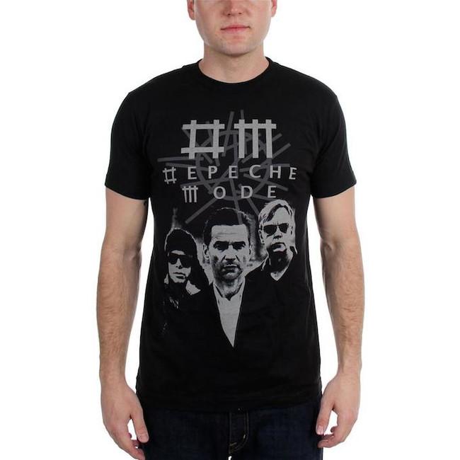 Depeche Mode Photo Soft T-Shirt