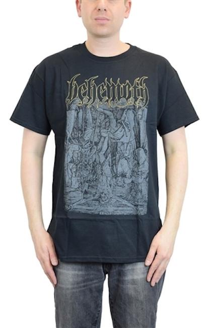 Behemoth Lvcifer Black T-Shirt