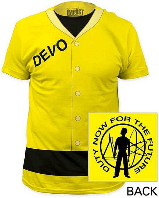 Devo Duty Now All Over Fitted T-Shirt