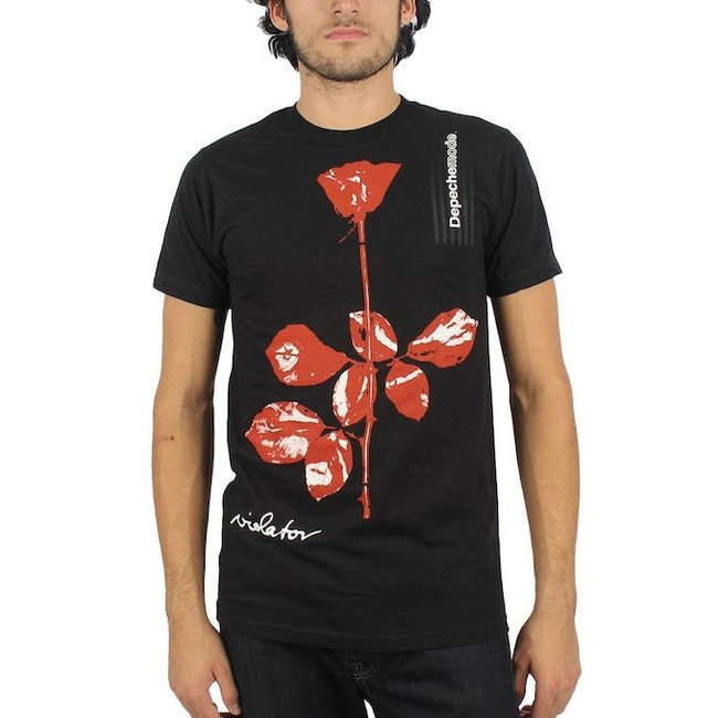 Depeche Mode Violator Soft T-Shirt