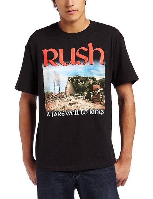 Rush - A Farewell To Kings T-Shirt