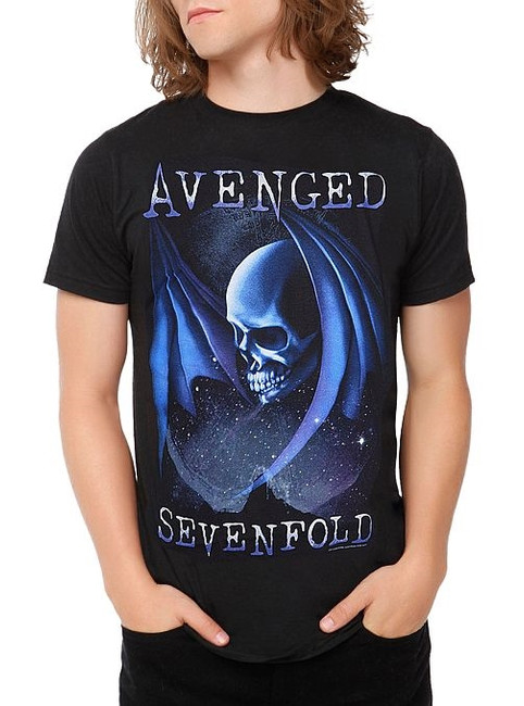 Avenged Sevenfold Death Star T-Shirt