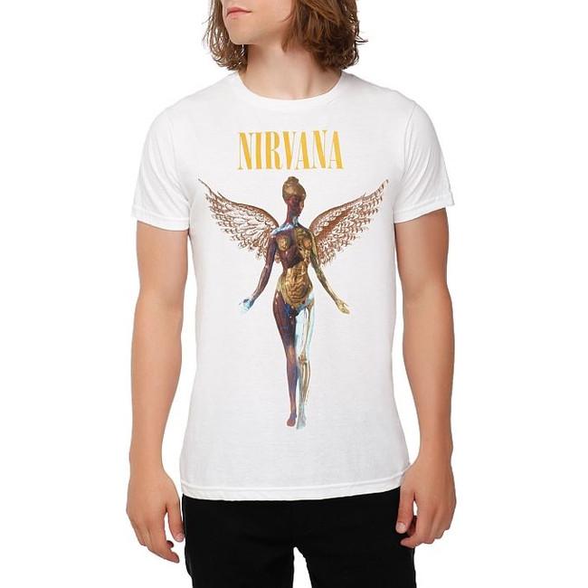 Nirvana In Utero T-Shirt