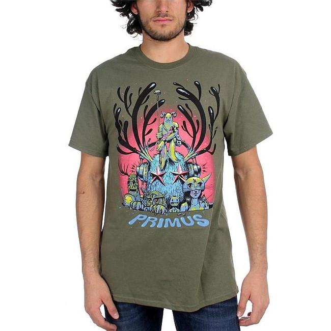 Primus Antlers T-Shirt