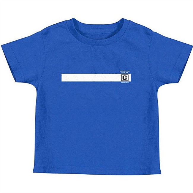Queens of the Stone Age Restricted Youth Blue Toddler T-Shirt