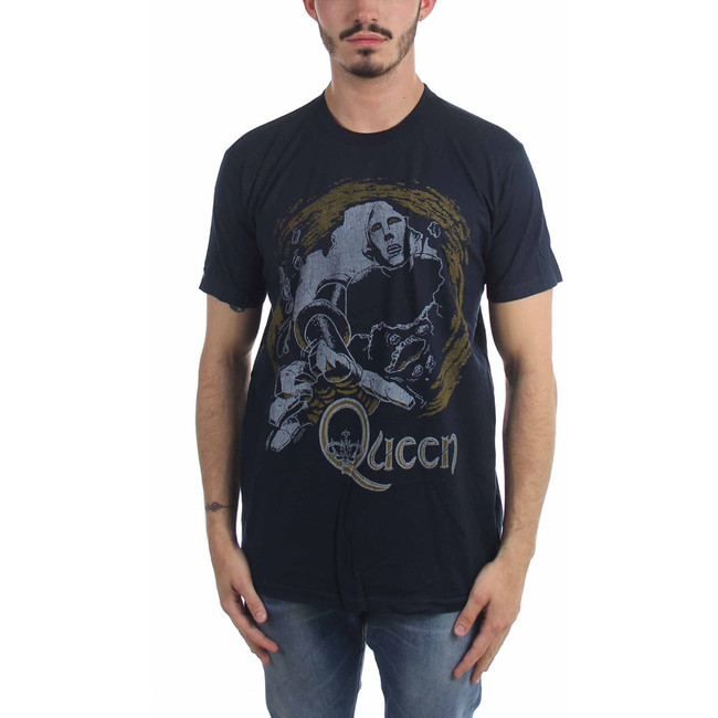Queen News of the World Vintage Style T-Shirt