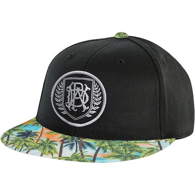 Parkway Drive Ocean Palms Snapback Hat Cap