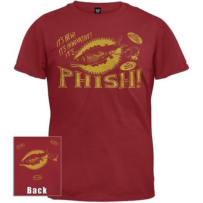 Phish Pollock Unplugged T-Shirt
