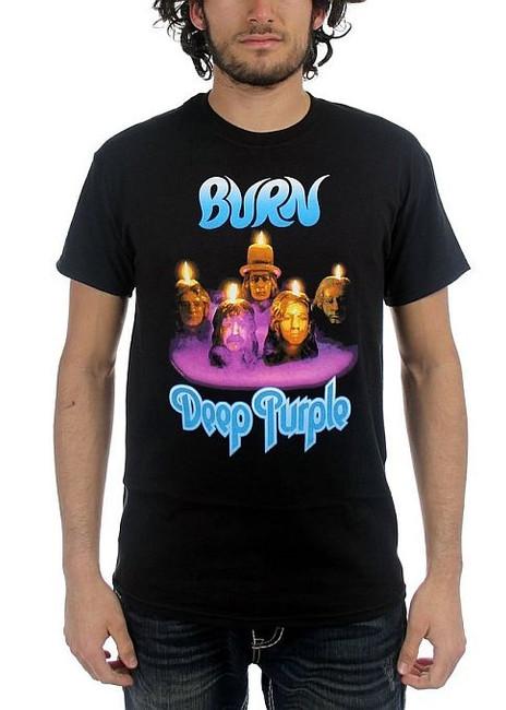Deep Purple Burn T-Shirt