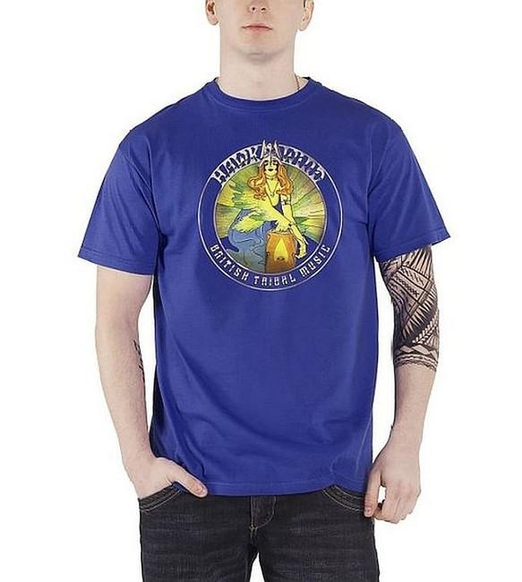 Hawkwind British Tribal Music T-Shirt