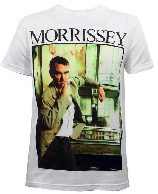 Morrissey Jukebox Lightweight T-Shirt