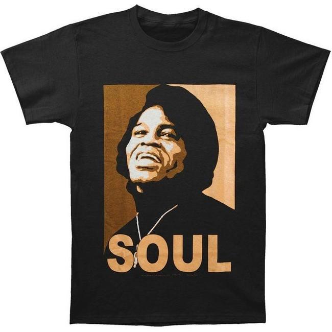James Brown Soul T-Shirt
