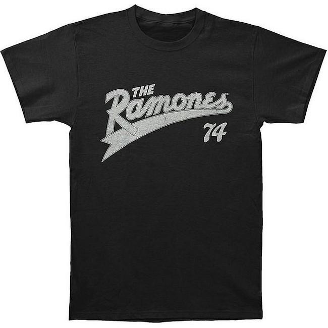 Ramones Team Ramones 74 T-Shirt