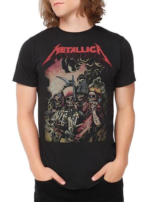 Metallica Four Horsemen T-Shirt