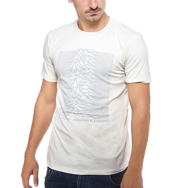 Joy Division Tone on Tone Unknown Pleasures T-Shirt