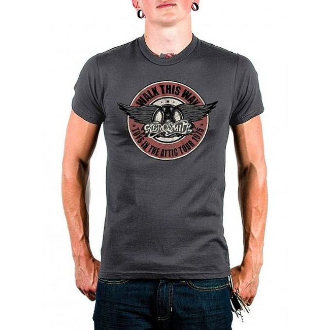 Aerosmith Walk This Way T-Shirt