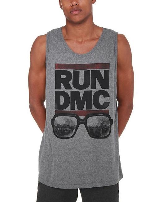 Run DMC City View Glasses Tank Top T-Shirt