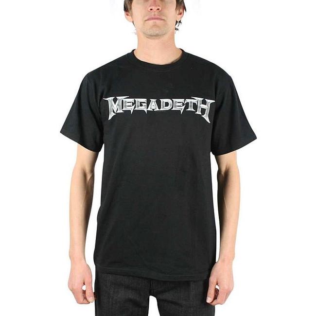 Megadeth - Logo T-Shirt