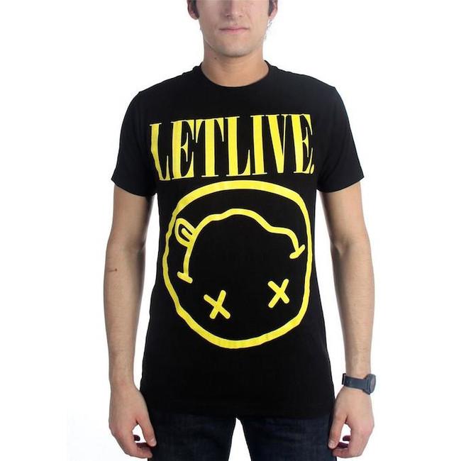Letlive. Nirvana T-Shirt