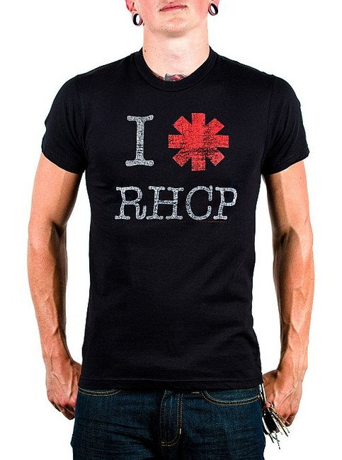 Red Hot Chili Peppers - I * Rhcp T-Shirt
