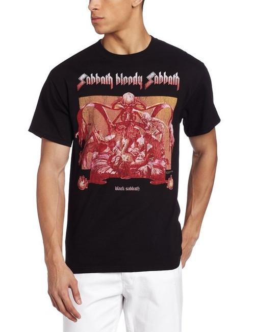 Black Sabbath Sabbath Bloody Sabbath T-Shirt Ozzy