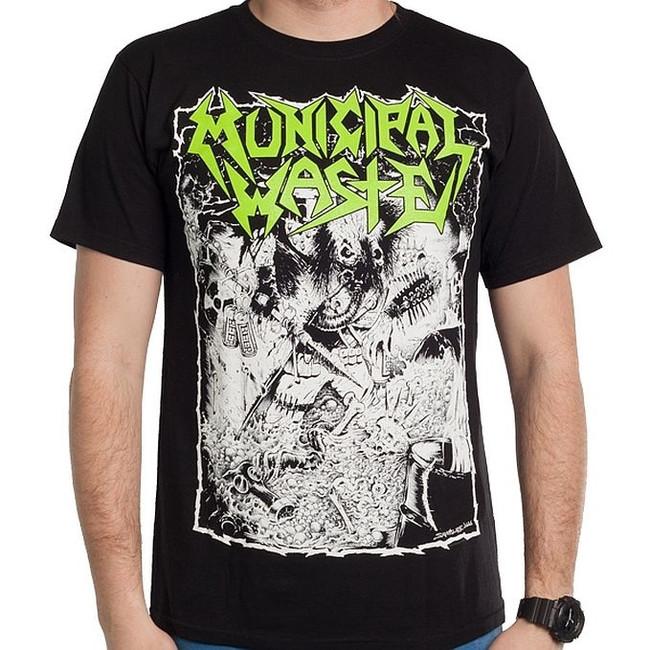 Municipal Waste - Waste Hunter T-Shirt