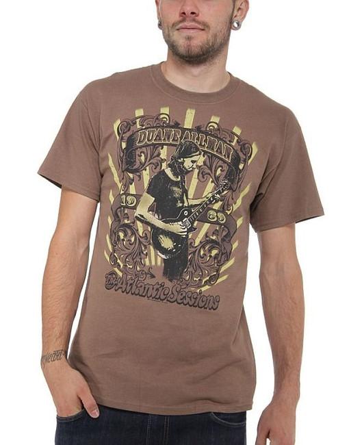 Duane Allman - Atlantic Sessions T-Shirt